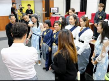 ศูนย์อาเซียนร่วมกับสำนักศิลป์ เผยแพร่ศิลปะและวัฒนธรรม ณ เกาหลี