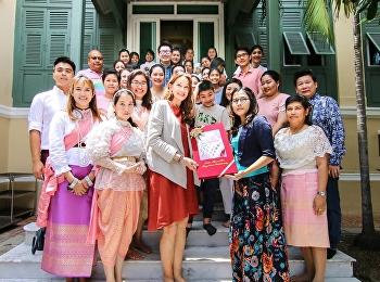 ศูนย์อาเซียนร่วมกับสำนักศิลป์ จัดโครงการ Thai Tradition, Test and Tour ณ มหาวิทยาลัยราชภัฏสวนสุนันทา